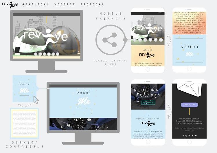 graphic website